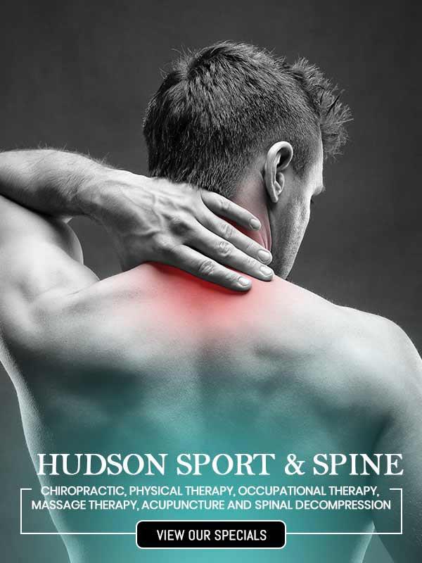 Hudson Sport & Spine Hoboken, NJ